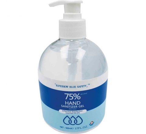 500ml Hand Sanitiser with Pump