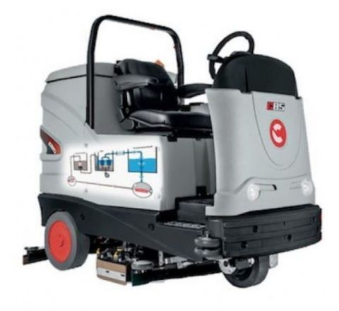 Comac C85 Non Stop Cleaning (NSC)