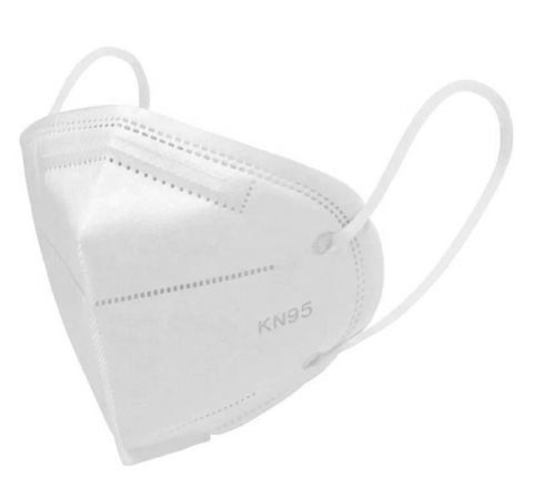 KN95 Disposable Folding Mask Pack of 10