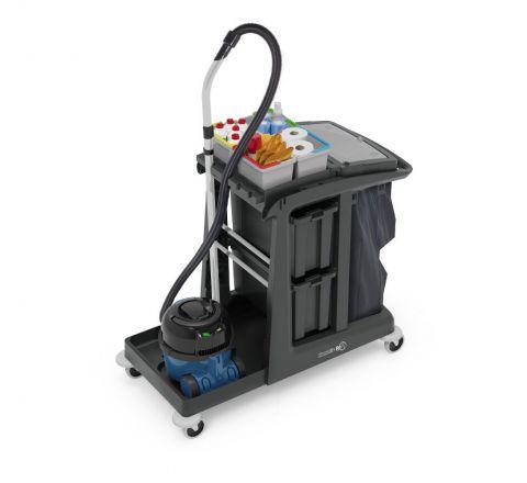 Numatic EM5 Cleaning Trolley