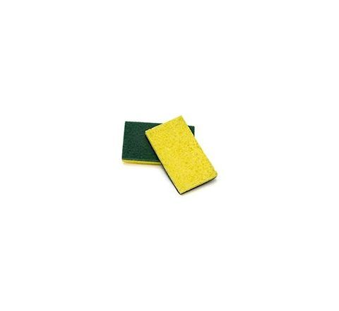 XL Sponge With Green Scourer