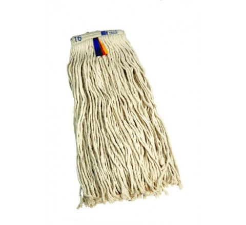 Kentucky Mop Head 16 oz with Colour Tags