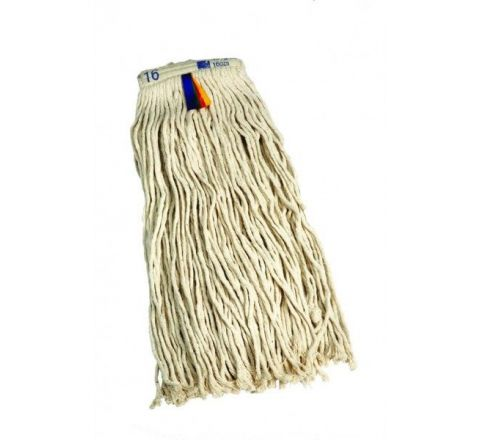 Cotton Kentucky Mop Head with Colour Tags