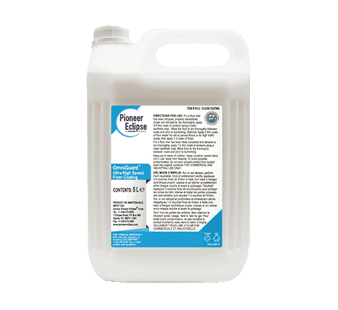 OmniGuard™ Ultra High Speed Floor Coating 5L