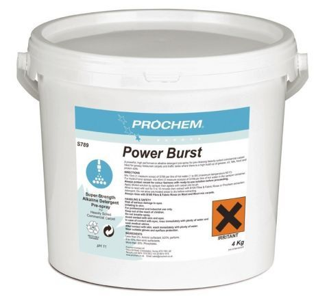 Power Burst (4 Kg)