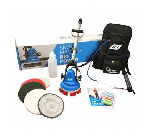 Motor Scrubber JET Kit