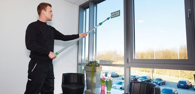 Indoor Window Cleaning