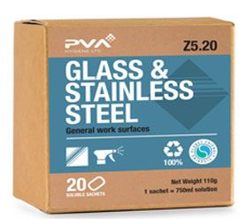 Glass Stainless Steel