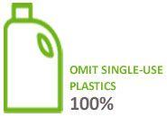 Single use plastic