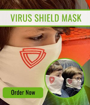Virus Shield Face Mask